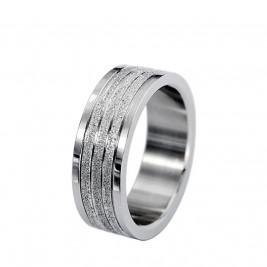 Кольцо стальное с алмазным напылением