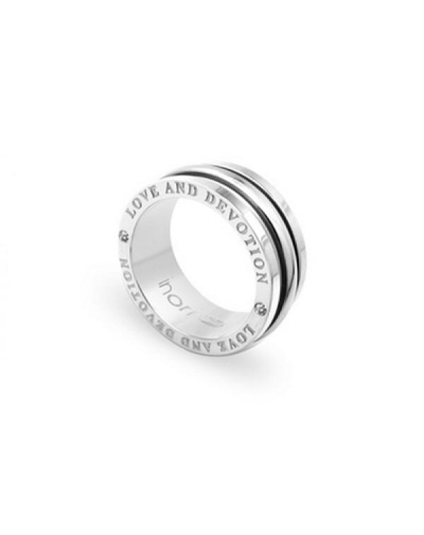 Кольцо стальное мужск...