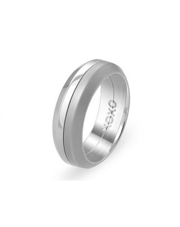 Кольцо стальное с мат...