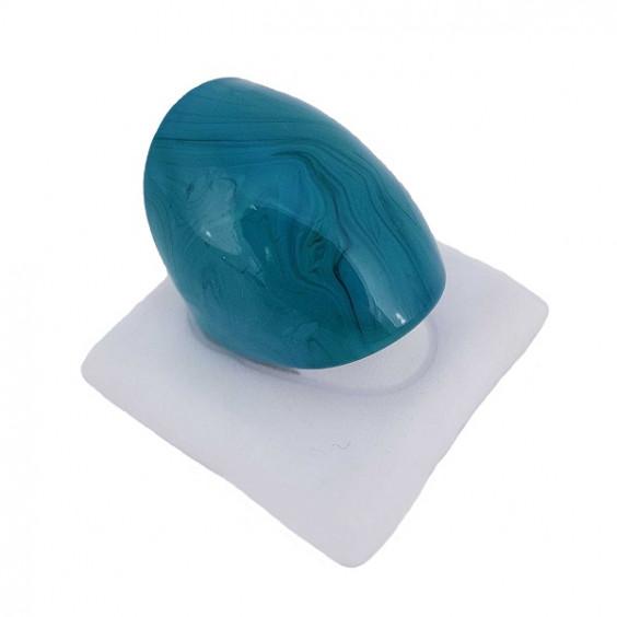 """Кольцо из муранского стекла """"Паста"""" в ассортименте"""