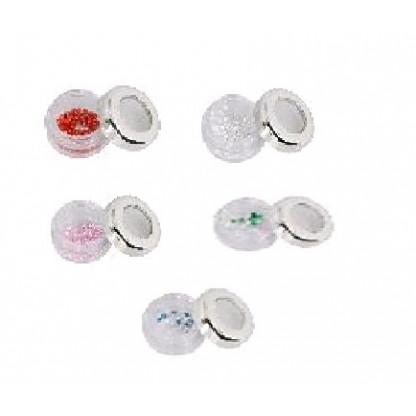 Кристаллы для медальонов в ассортименте