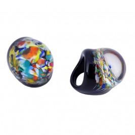 Кольцо из муранского ...