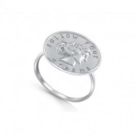 Кольцо из серебра 925 &qu...