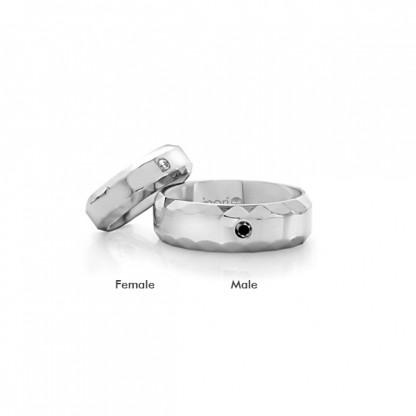 Кольца парные стальные с алмазной кромкой